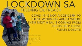 Lockdown SA Feeding Outreach - COVID-19 Lockdown 10/06/2020