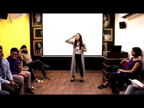 Bearded men are hypocrites | Humorous talk by Bhavya