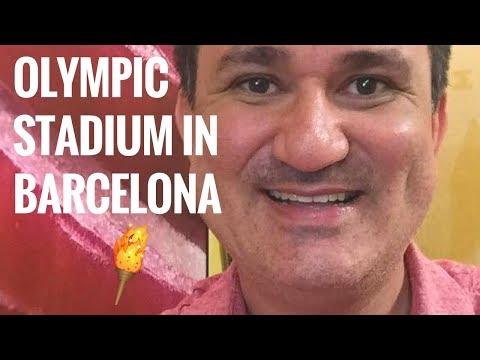 olympic stadium barcelona spain