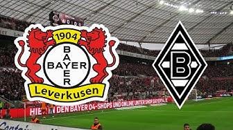 Bayer 04 Leverkusen - Borussia Mönchengladbach [Saison 2019/2020] | Impressionen