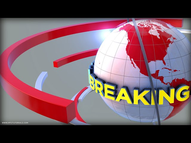 Breaking News Intro   Adobe After Effects Template