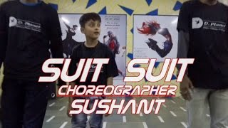 Suit Suit Karda Hindi Medium Best Dance Cover By Team D Planet choreographer @sushant