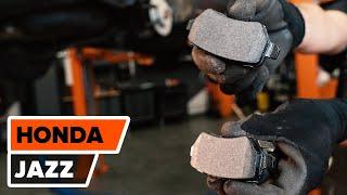 Αποσύνδεση Τακάκια Φρένων HONDA - Οδηγός βίντεο