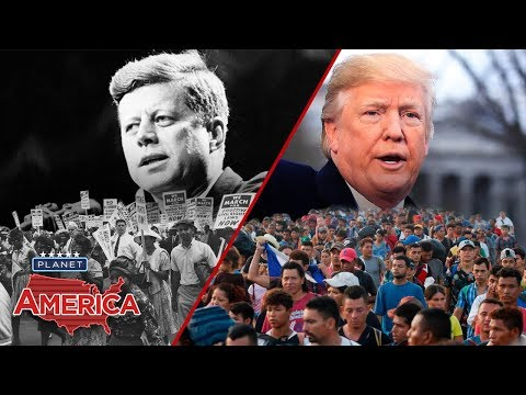 Who will take on Trump in 2020? Plus JFK's relationship with civil rights | Planet America