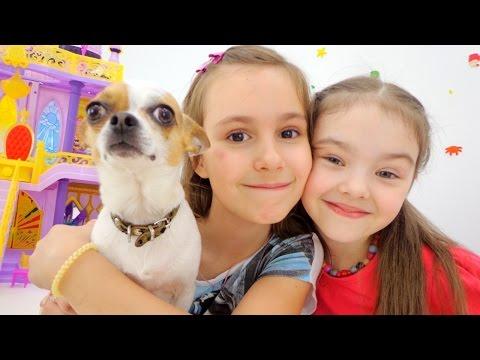 Видео для девочек - Мультик про пони. Игры Литл Пони