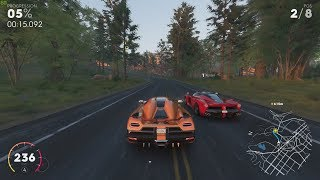 The Crew 2 Gator Rush - New Hypercar, Jet Sprint and Touring Car Events
