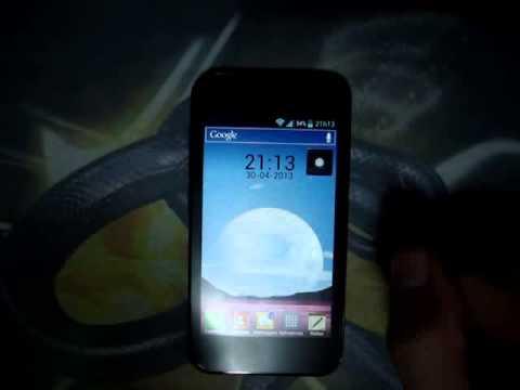 Atualização I.C.S. (4.0.4) → LG Optimus Black (p970)