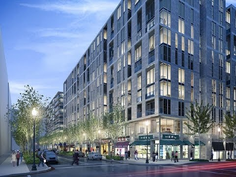 Luxury Downtown DC Apartments In Chinatown - Washington Hotels, District Of Columbia