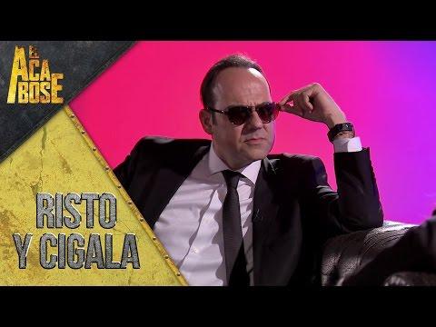 Risto entrevista al Cigala en Chester in love