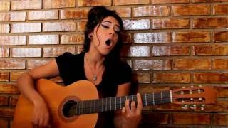 Clariana Froes Stronger Than Me Amy Winehouse Cover Amy ReggaeHouse