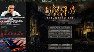 Diablo 2 - Hell HC Assassin Speedrun