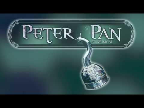 PETER PAN EL MUSICAL. THEATRE PROPERTIES. GIRA 2018