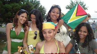 Hot guyanese girls