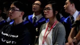 荃灣聖芳濟中學第51屆畢業典禮