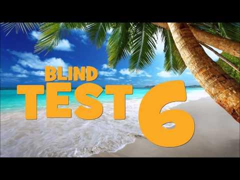 [Été 2015] - BLIND TEST 6