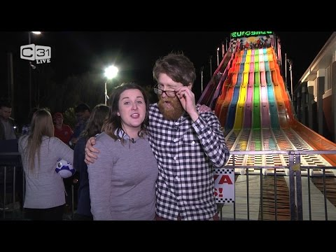 LIVE FROM THE SHOW WITH MATT & JESS - 2015 Royal Melbourne Show