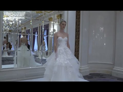 New York Bridal Fashion Week - Marchesa Bridal Spring/Summer 2016 (First Look)
