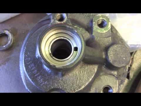 Ford Power Steering Pump