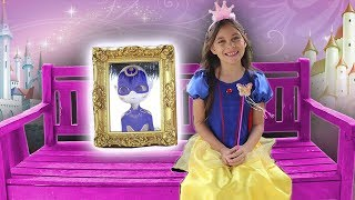 A PRINCESA E O ESPELHO MÁGICO ♡ THE PRINCESS AND THE MAGICAL MIRROR