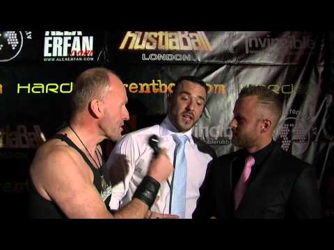 Stars Of HustlaBall 2011 - Bruno Knight & Ben Brown