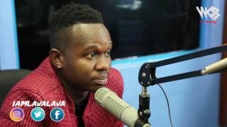 IAMLAVALAVA - ALICHOKIZUNGUMZA DIAMOND KUHUSU LAVALAVA KUINGIA WASAFI ( XXL CLOUDS FM )
