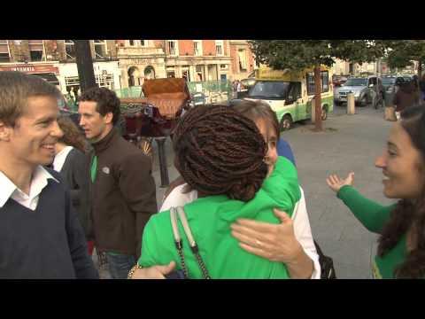 Free Hugs Dublin