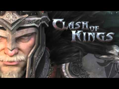 Clash Of Kings Indonesia - Full Movie Life 200 Trops Lvl 1 And 2      VS One Trops Lvl 7