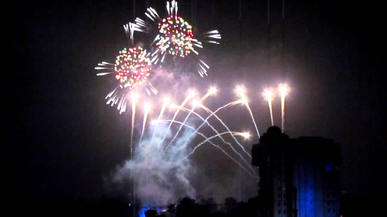 Disneyland Hotel Fireworks Room