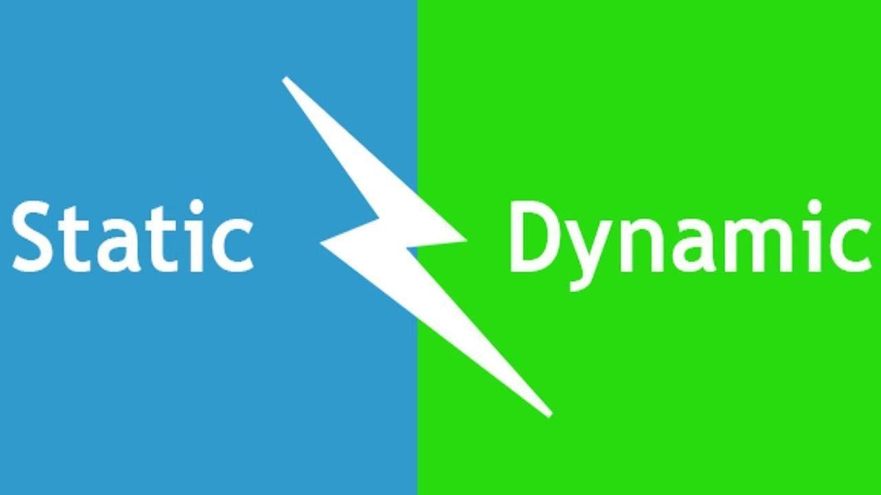 Как динамический ip сделать статическим фото 812