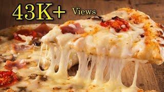 Pizza Recipe  / Traditional Italian Pizza / Start to Finish Homemade Pizza Video Recipe with Dough