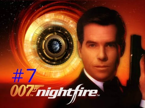 007 Nightfire: Infiltrating Drake's Private Island [PC Version] (Part 7)
