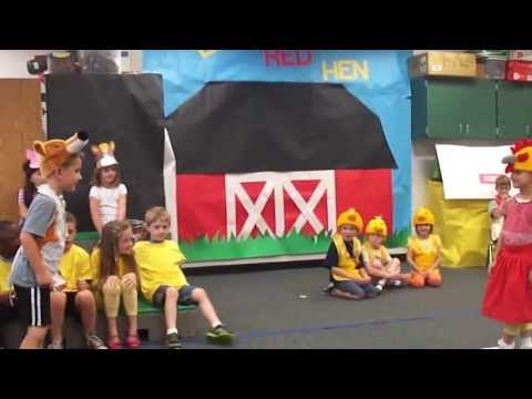 Little Red Hen Play PART 1 of 3