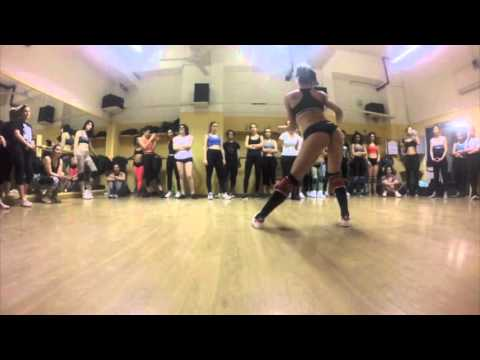 Brandon Beal - Twerk it like Miley (Federica La Pondi)