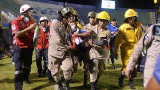 Mortal batalla campal antes de un partido de fútbol en Honduras