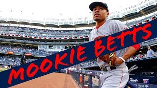 Mookie Betts 2017 Highlights [HD]
