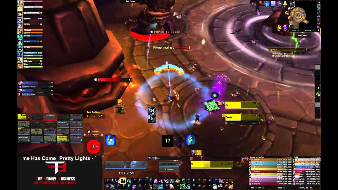 highmaul how to get to twin ogron