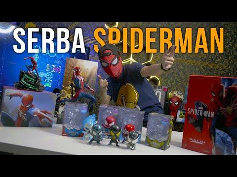 Koleksi WAJIB FANS SPIDERMAN PS4 | Lazy Toys