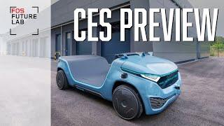 CES 2020 Preview | Top 5 Automotive Tech Debuts
