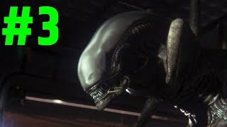 ALIEN ISOLATION CREATURE HAS ANGER ISSUES PART 3 \\ !drink