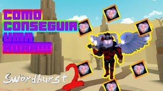 ROBLOX-SWORDBURST 2 COMO OBTENER AURAS GRATIS!!!
