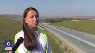 TV Galicja - Ostatnia prosta na obwodnicy Sanoka