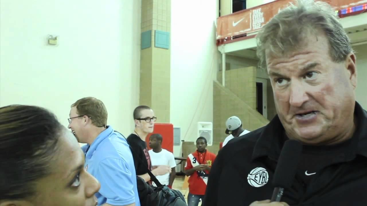 Nike Eybl Championship Babc Head Coach Leo Papile Speaks