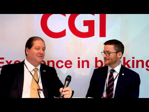 Financial IT interviews CGI at Sibos 2015