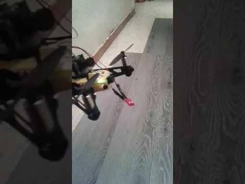 Parrot cargo mod fpv