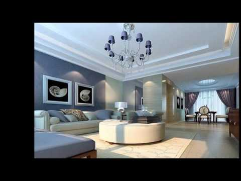 Cool Living Room Paint Color Decoration Ideas