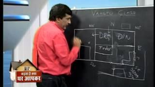 vastu class episode no c - 1 kitchen in SE  orientations of sink , wash yard and store
