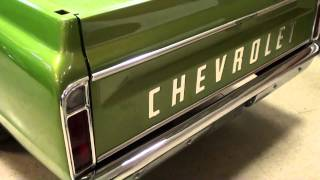 1971 Chevrolet C10 Pickup Truck - Nicely Restored and Customized