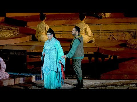 Turandot Excerpts T Acts 1 And 2 (revised)