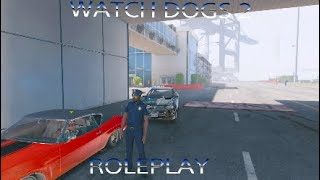 Watch dogs 2  ROLEPLAY
