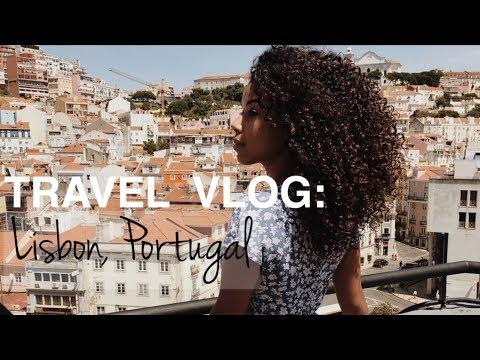 Travel Vlog: Lisbon, Portugal